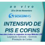 INTENSIVO DE PIS E COFINS